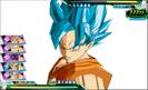 Goku (Whis Gi) turns Super Saiyan Blue