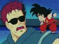 Major and Goku