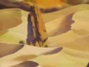 Desierto oeste en OVA