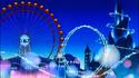 Scenery Amusement Park