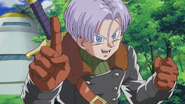 Trunks Xeno DBXV2