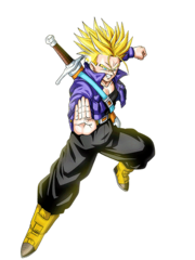 Trunks du Futur (Super Saiyan 2) (Artwork).png