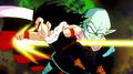 Gohan fighting garlic jr3