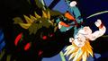 Trunks vs Bio Broly