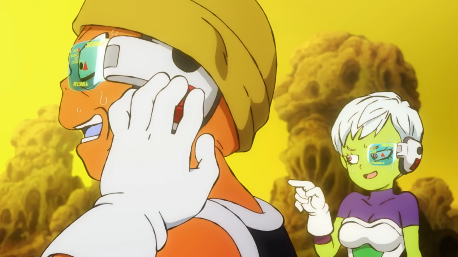 Broly Dragon Ball Chirai Super Broly/Cheelai (Dragon