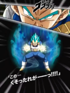 Dokkan Battle Gamma Burst Flash