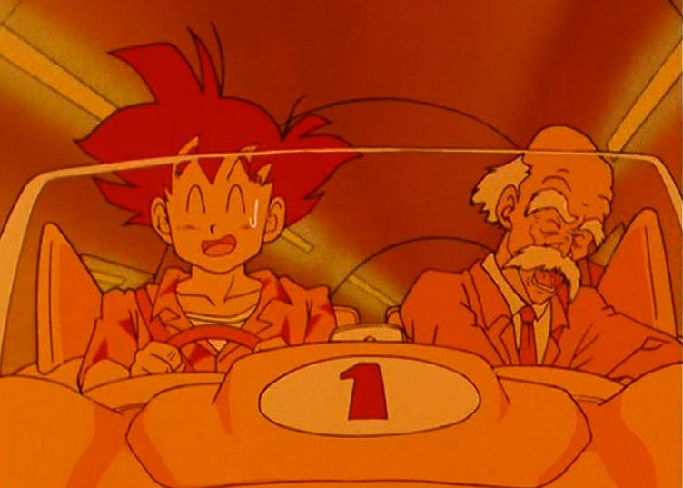 Dragon Ball Z épisode 125
