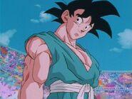 Goku Final de Dragonball Z