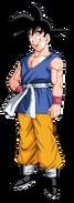 Goku adulto GT