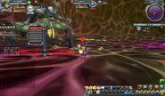 Cell-X Boss Battle 1 (Dragon Ball Online)