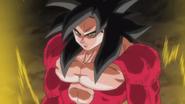 Goku SSJ4 en DBH - Galaxy Mission 5