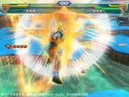 Goku ssj2 contra vegeta majin