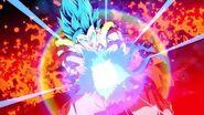 「ドラゴンボール ファイターズ」 ゴジータ(SSGSS) /キャラクターPV