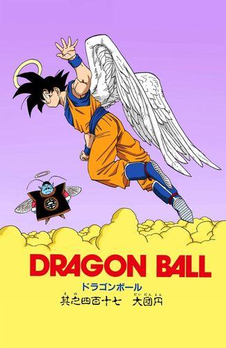 Lista delle morti nelle serie di Dragon Ball