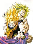 Goku vs Broly D10