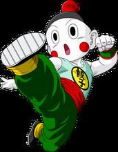 Render Dragon Ball Z chiaotzu m9.png