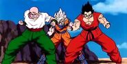 Yamcha Goku Gi Kame senryu