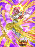 Dokkan Battle Sacred Power of Time Supreme Kai of Time (Power of Time Unleashed) card (SDBHWM Supreme Kai of Time Chronoa Time Power Unleashed UR)