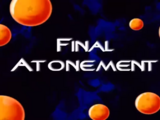 Final Atonement