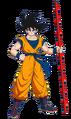 Goku P20 artwork