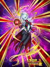 Dokkan Battle Dark Vengeance Darkness Towa card (Super Dragon Ball Heroes SSR-UR)