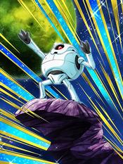 Dokkan Battle Grand Tour Companion Giru card (Story Event Desert Rescue! Giru Saves the Day! - Machine Mutant Giru UR)