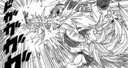 Dragon ball super manga cap 2 - beerus scaraventa goku con un sol colpo