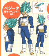 Super Saiyan Blue Potenziato