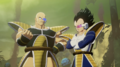 Vegeta and Nappa want to gain immortality DBZ Kakarot