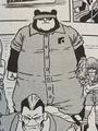 Galactic Prisoner of Botamo's race (DBS Manga Chapter 50)