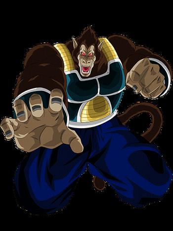 Mono gigante