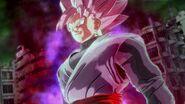 Goku Black SSR XV2 Escena