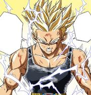 Trunks du Futur (Super Saiyan 2) (Manga).png