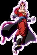 Vegetto - Xeno (Super Full Power Saiyan 4 - Genkai Toppa) (Artwork)