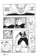 Demon King Piccolo spits out another egg