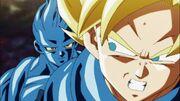 Maji=Kayo vs. Goku SS