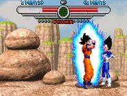 Taiketsu Goku VS Vegeta