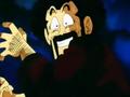 The Evil of Men - Mr. Satan frightened