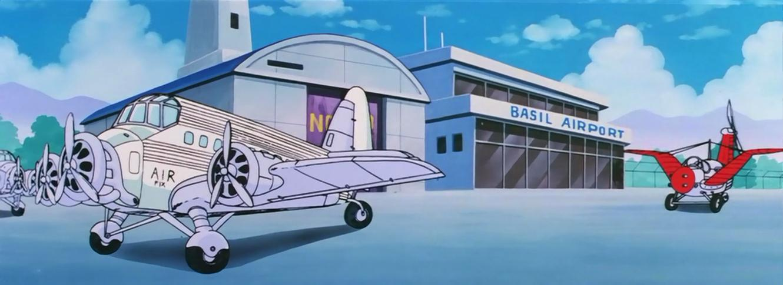 Aeroporto di Basil