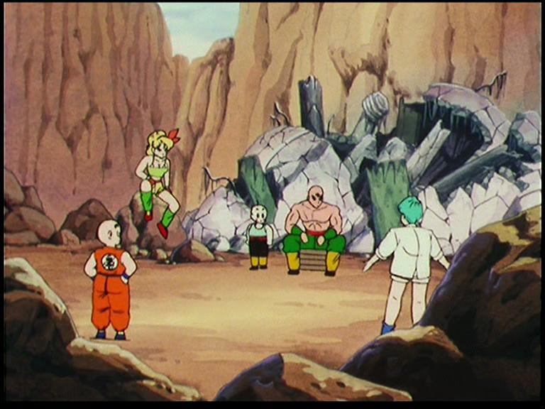 Dragon Ball Z épisode 012