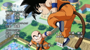 Goku Krilin Dogi Kame