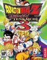 DBZ Tenkaichi 3 Cover 1