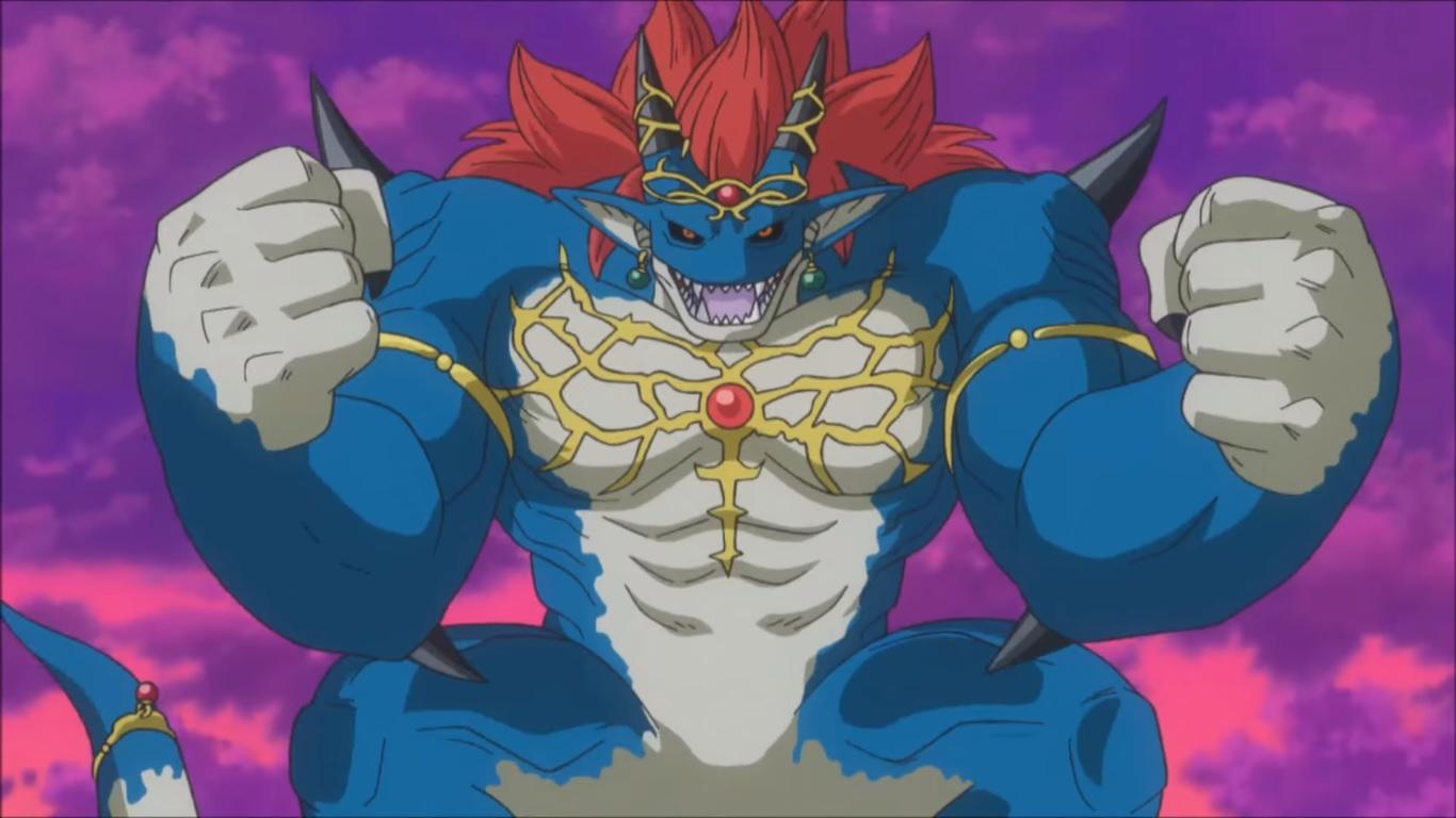 True Demon God