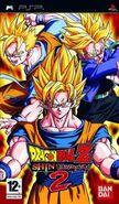 Dragon Ball Z Shin Budokai 2 PSP