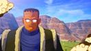 DBZ Kakarot Gentle Giant Android 8 Eighter (Saiyan Saga Episode 2 Sub Story - Gentle Giant)