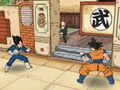 Goku and vegeta superdragonballz