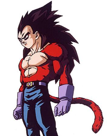 Super Saiyan 4 Dragonball Wiki Fandom