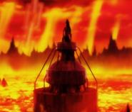 Prison Planet lava area