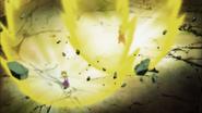 Goku & Caulifla SS2 Max Power