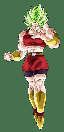 Super Saiyajin fora de controle